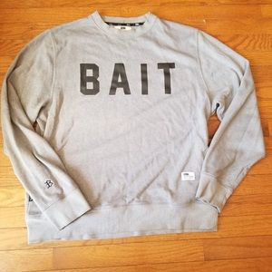 BAIT Crewneck Pocketed Sweater XL 🔥💯